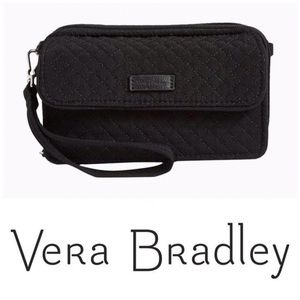 VERA BRADLEY RFID All in One Crossbody Wallet